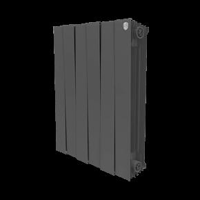 Радиатор PianoForte 500/Noir Sable - 8 секц.