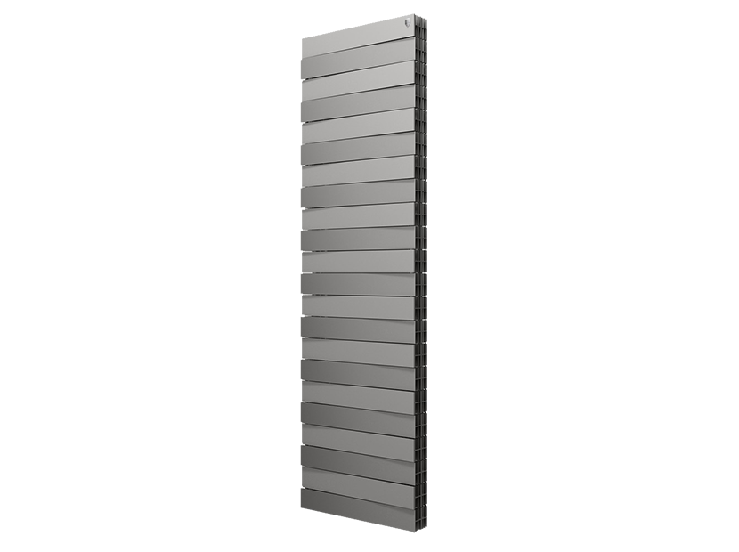 Радиатор PianoForte Tower/Silver Satin - 22 секц.