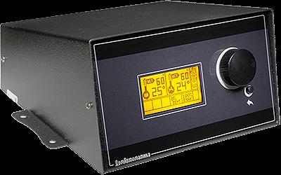 Контроллер DM350 с GSM-модулем и реверсом шнека